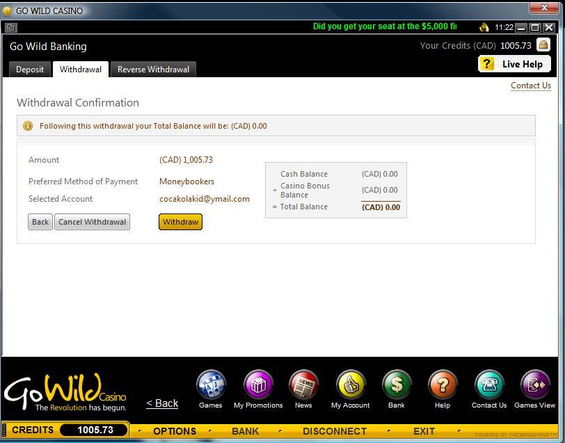 Blackjack tournament online