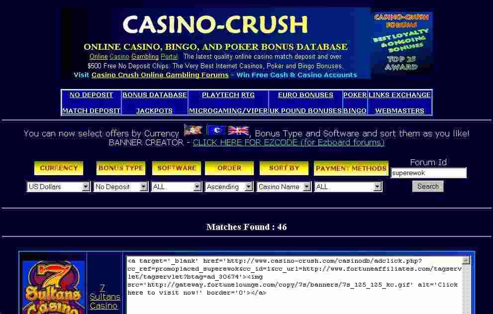 Casino crush forums hotel near argosy casino indiana