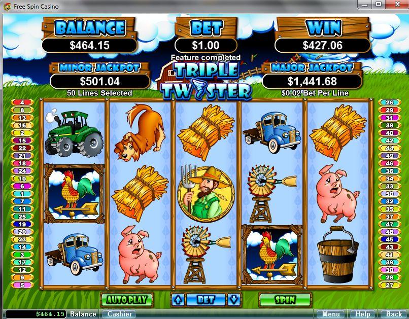 twister casino