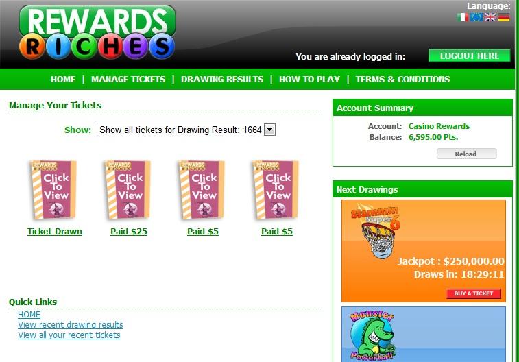 Casino rewards book casino online online prosportsbets.com sport