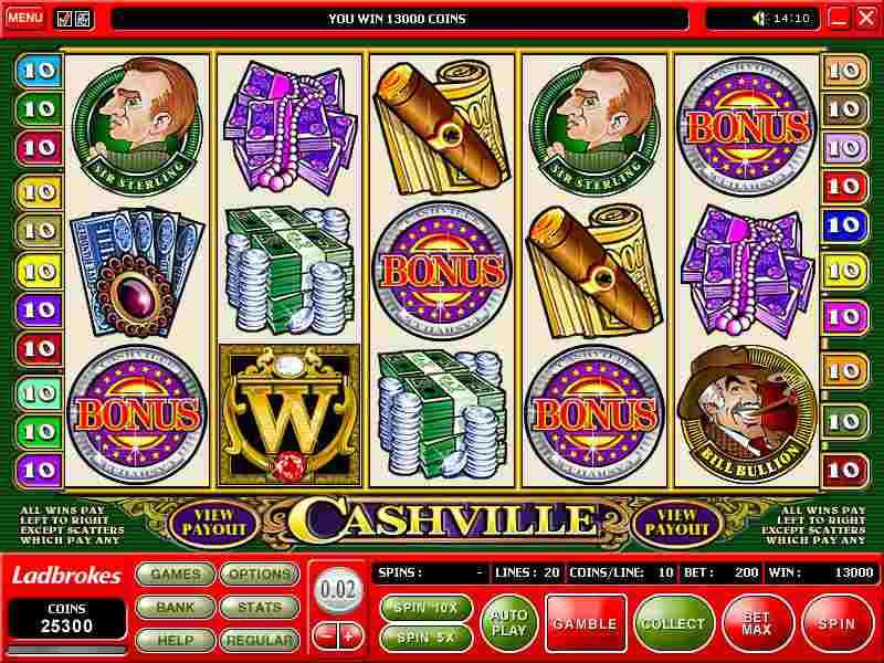 Big casino wins 2018